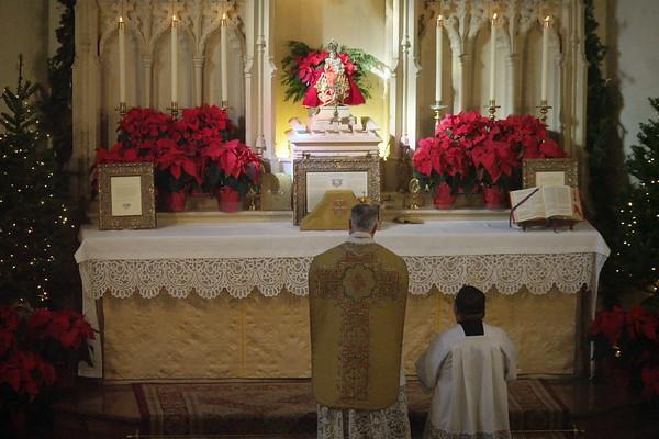 Christmas Day Mass (December 25, 2018)