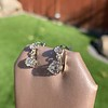 .69ctw Vintage Diamond Double Drop Earrings, French 8