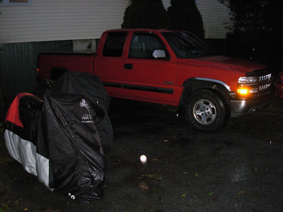 The New Truck - 1999 Chevy Silverado 1500 LT Z71
