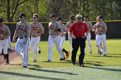 Baseball vs. Furman
