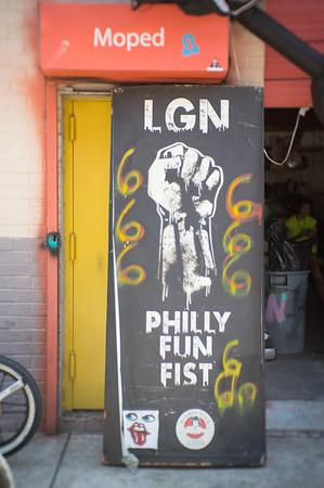 LGN Philly Fun Fist 6.66