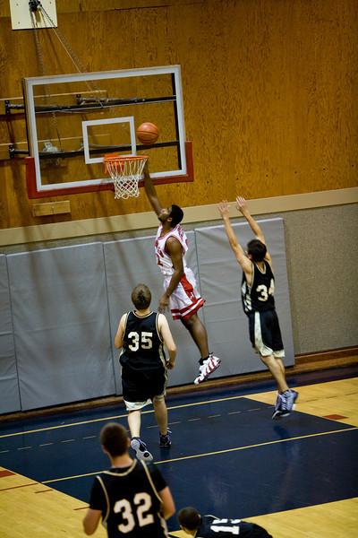 Basketball - Boys' Varsity @ RCHS Invitational - vs Lick-Wilmerding