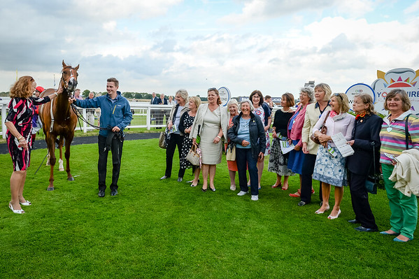 The Racing Again Next Tuesday Maiden Fillies' Stakes