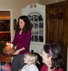 Karen's Belated Birthday Party