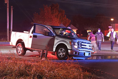 Lowry Crossing Double extrication MVA  Hwy. 380 @ Princeton Meadows 11/24/18