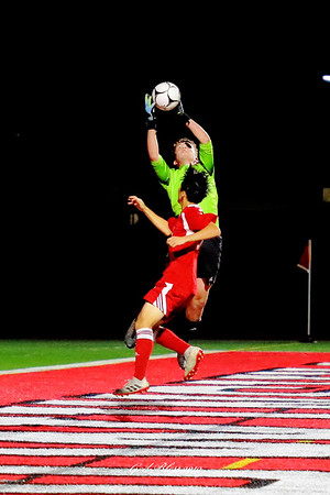 101019 Liverpool vs Baldwinsville Boys Soccer