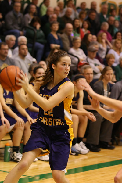 Basketball gva Hackett - KCHS - 2/24/17