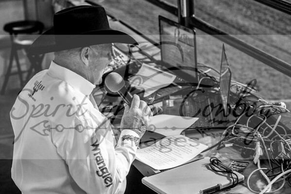 Grand Entry, Candids, Mutton Bustin', Specialty Acts