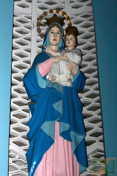 Installation of Msgr. Dennis, Fr. Torvz, Fr. Felipe & Fr. Matt  at Capitol Parish Church