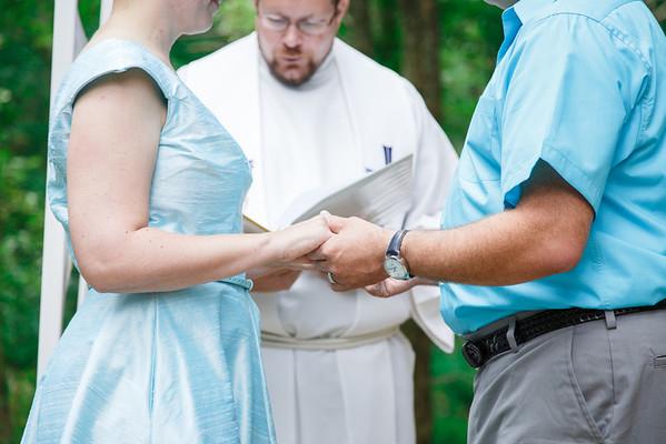 Wedding   Amy and Blair