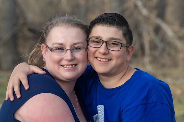 Jessica Montoya Family April 2021