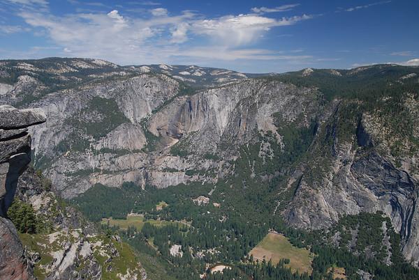 Yosemite Nat'l Park - Glacier Point