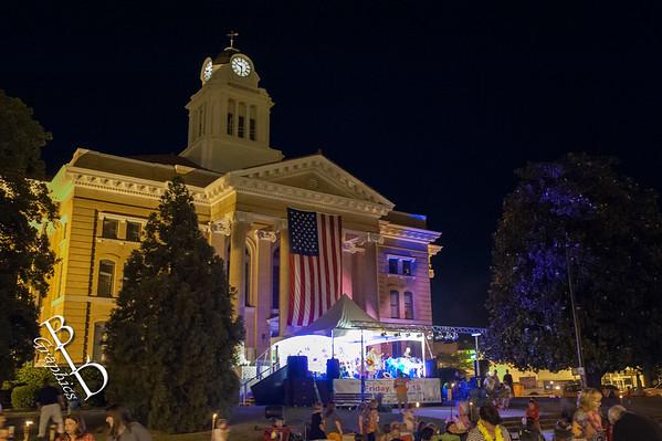 2016 Thomaston Concert on the Square