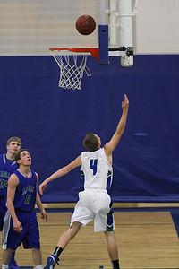 Jacob Rupp 2013-2014 Wildcat Basketball