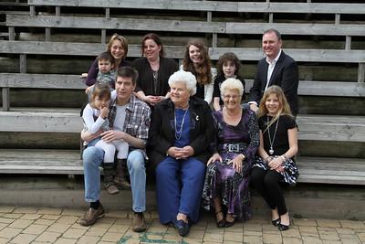 Familie Reünie 28 maart 2010