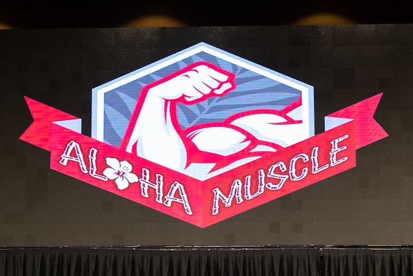 Aloha Muscle 2019 - Competition