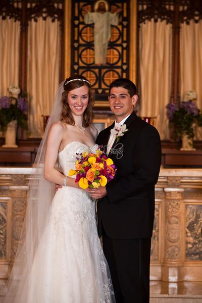 Formals - Kristi and Gino