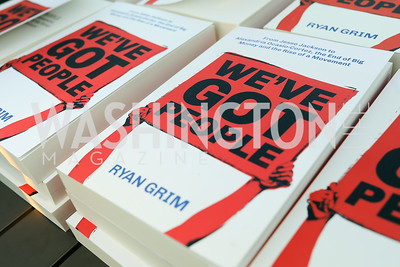 "Ryan Grim ""We've Got People"" Book Party | Tony Powell"