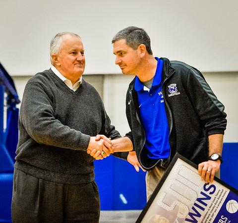 Coach Brakel 500th Win 12-05-15-14