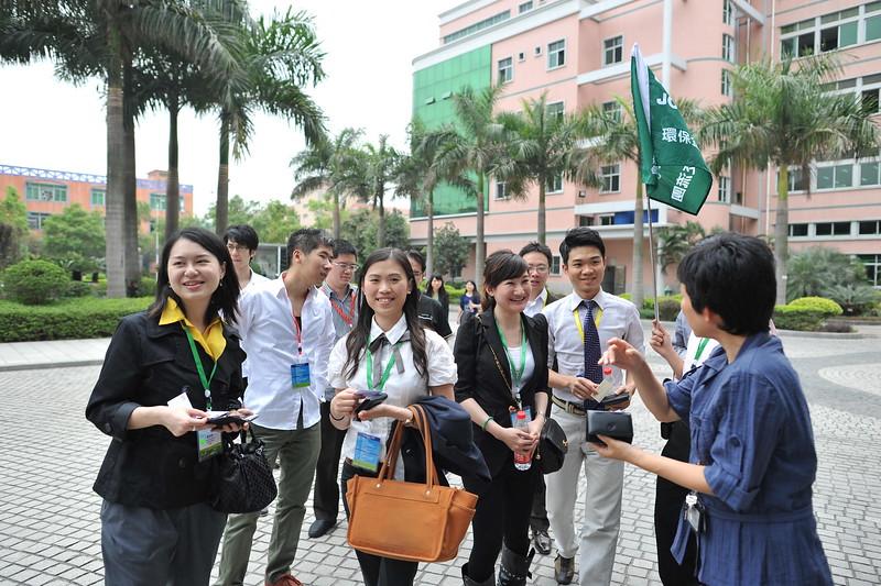 20110416 - 珠海環保企業交流團