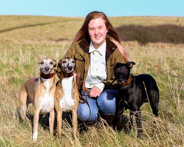 Dog Portrait Shoot - Emily Best
