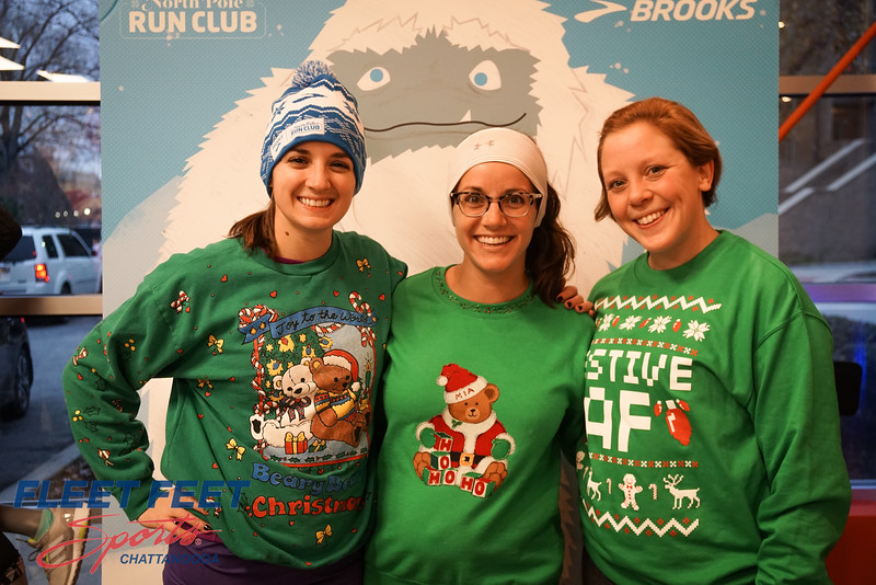 2016 Fleet Feet Ugly Sweater Run