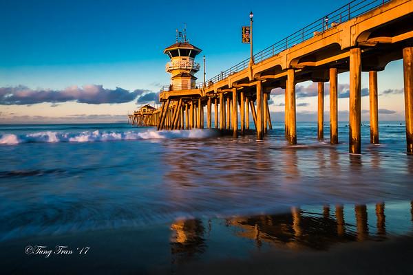 Huntington Beach Pier 11-4-17