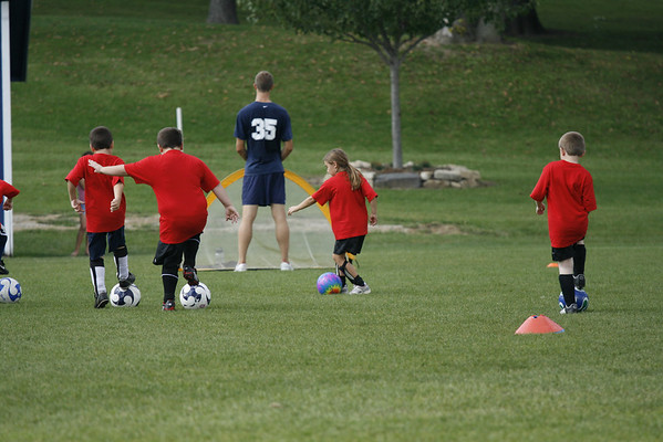 Angola Youth Soccer 9-21-08