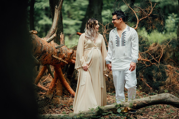 Diana si Mihai - Sedinta Maternitate Outdoor