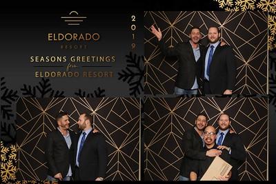 Eldorado resort 2019 Holiday Party