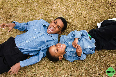 Cameron & Sidney | American Tobacco Campus Portraits