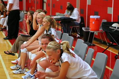 Girls Freshman Volleyball - 2007-2008 - 9/11/2007 Ludington