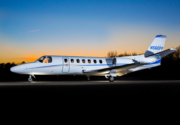 Citation Ultra N560FF (High Res)