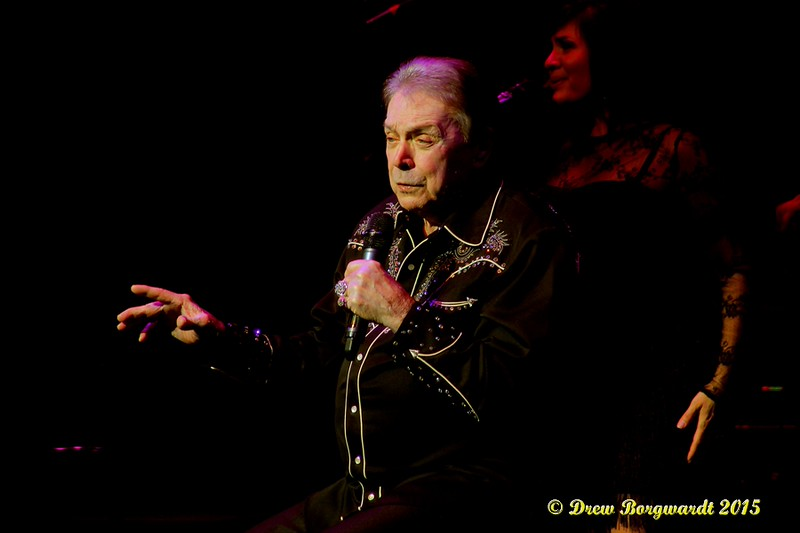Mickey Gilley at Shoctor Theatre 135