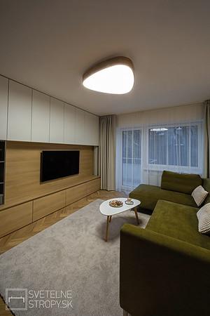 Projekt byt na Sokolskej ul