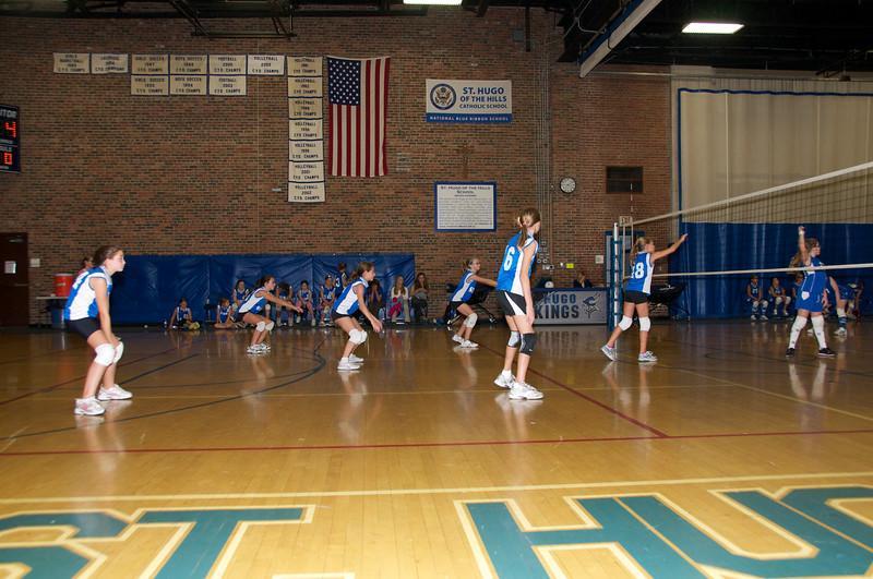 Hugo 5th Grade Volleyball  2010-10-02  15.jpg