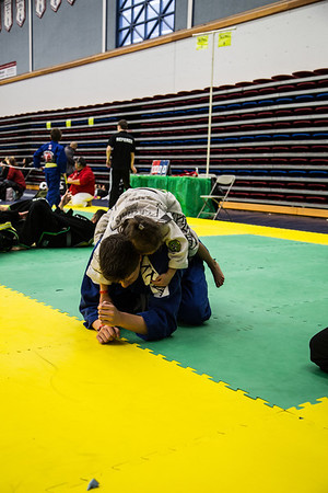 Tiger Balm Intl - March 2014 - DAY 1 - BJJ (Gi/No-Gi)