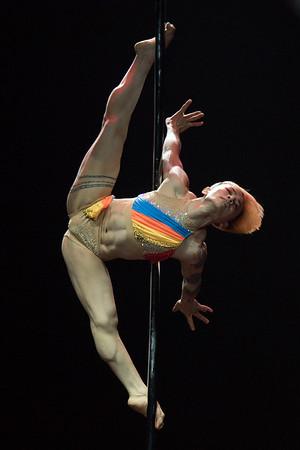 Males - World Pole Dance 2018