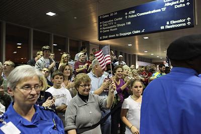 Triad Flight of Honor II; October 28, 2009