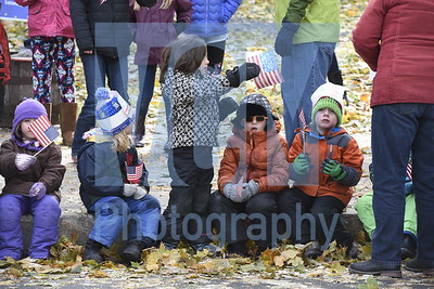 Montpelier Veterans Day parade