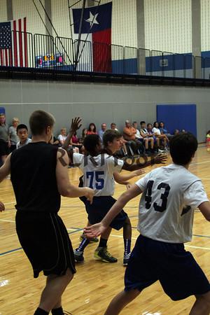 CHS JV 2013 Fall Basketball Game 2