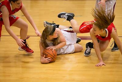 2015-2016 Girl's Basketball