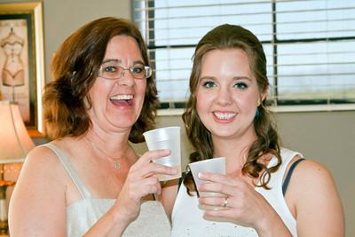 Crossland Wedding Preparations