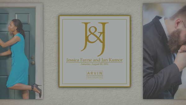 Jessica and Jan - The Slideshow