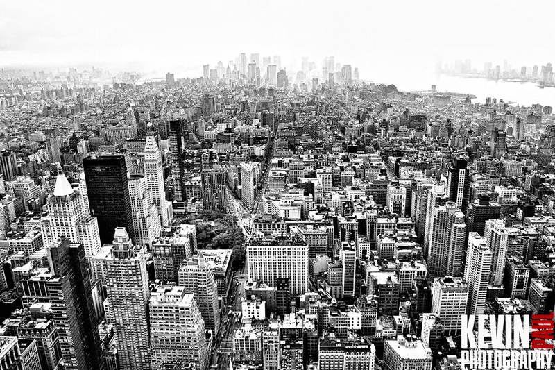 NYC Skyline - Kevin Paul Photography