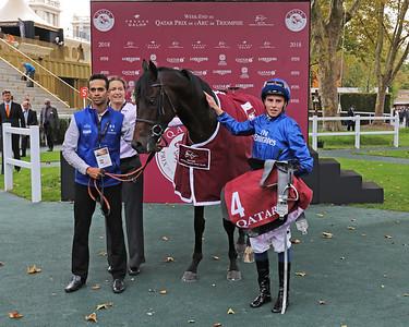 1 Qatar Prix Chaudenay Gr2 3000m