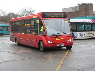 CHESHIRE BUSES DEC 2019