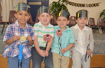 HCC's Early Learning Center Graduation Class of 2019