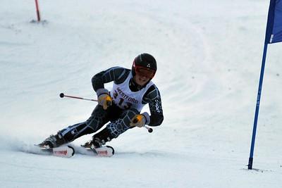 2011 Westford Academy Alpine Skiing