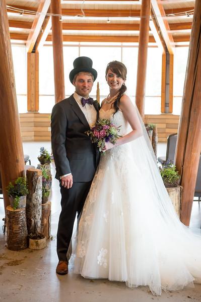 Alannah and Mike Wedding